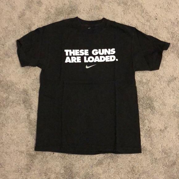 72ddcf661f50 Nike cotton shirt sleeve tee. M 5a9ca4988af1c5fd3211fffc